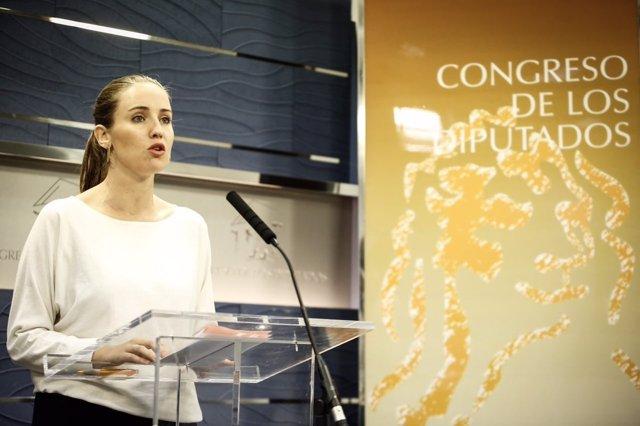 Melisa Rodríguez, diputada de C's