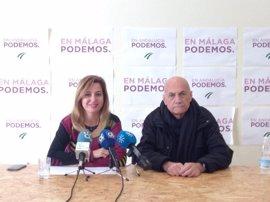 """Podemos afirma que la Junta de Andalucía """"debe garantizar las condiciones de vida digna"""""""