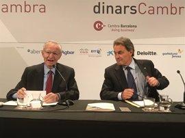 """Artur Mas: el Estado negociará con Catalunya """"sí o sí"""" si hay fuerza social y política"""
