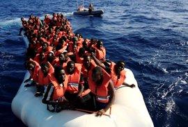 Italia bate récord en las llegadas de inmigrantes procedentes del Norte de África a través del Mediterráneo