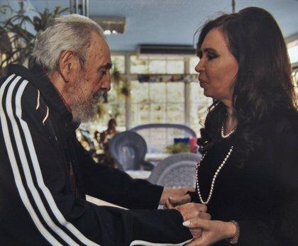 """""""Se fue el último de los modernos"""", las palabras con las que Cristina Fernández de Kirchner despide a Fidel Castro"""