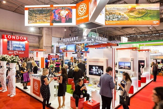 Uno de los estands de la feria Ibtm World 2015
