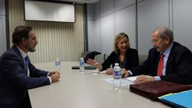 Aragón aúna esfuerzos con Andalucía para un desarrollo logístico conjunto
