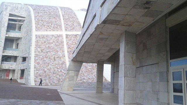 Cidade da Cultura, Santiago de Compostela