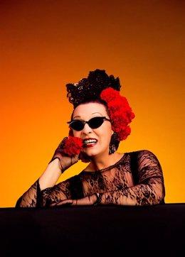 La cantante andaluza María Isabel Quiñones Gutiérrez, conocida como Martirio