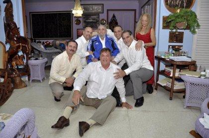 Cuba.- 'Los cinco' expresan su gratitud a Fidel Castro por su lucha para traerles de vuelta a Cuba