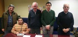 El Cermi Extremadura elige a Miguel Ortega como nuevo presidente