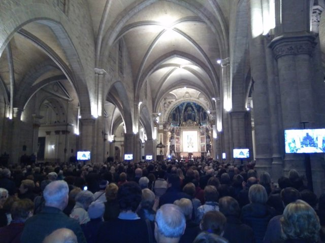 Funeral en sufragio de Rita Barberá