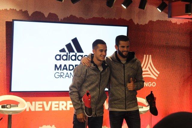 Lucas Vázquez Nacho Real Madrid adidas