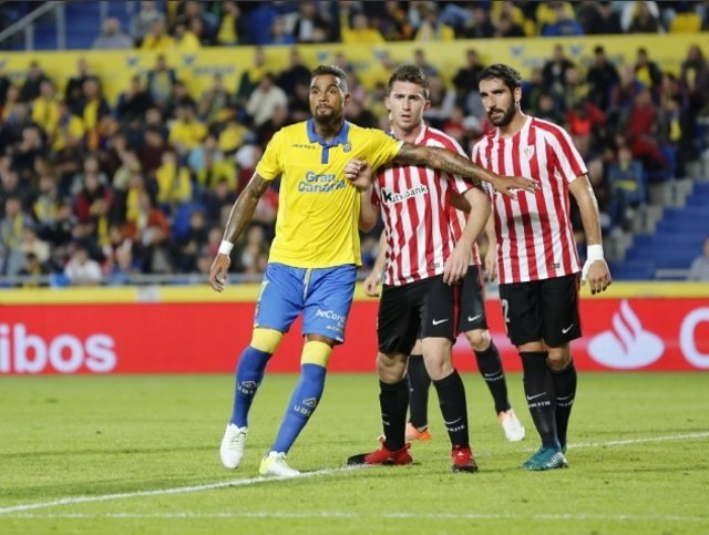 Kevin-Prince Boateng Las Palmas Athletic