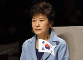 La presidenta de Corea del Sur acepta la dimisión de su ministro de Justicia