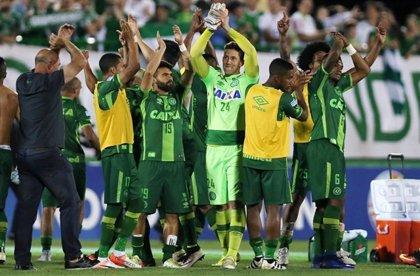 Se estrella en Colombia un avión con 81 pasajeros, entre ellos un equipo de fútbol brasileño