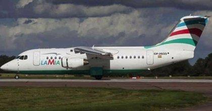 """Alcalde de Medellín habla de una """"gran pérdida de vidas humanas"""" en el accidente del avión de Chapecoense"""