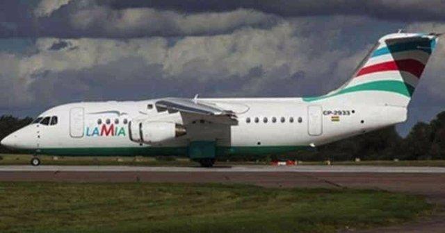 accidente avión colombia