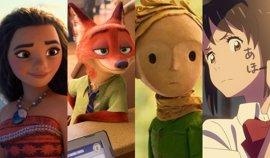 VÍDEO: Estas son las 27 películas de animación que aspiran al Oscar