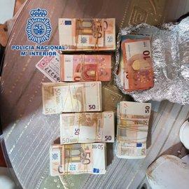 Once detenidos y seis puntos de venta de droga desarticulados en Plasencia