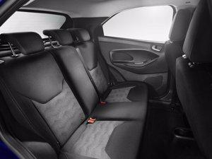 Interior del nuevo Ford Ka+