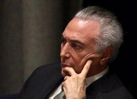 Temer decreta tres días de luto en Brasil por el accidente de avión del Chapecoense