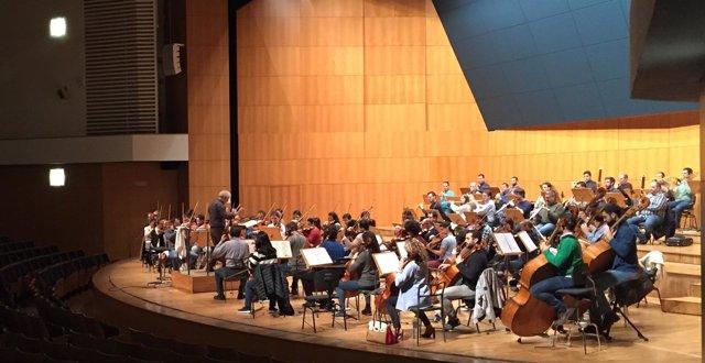 Nota/ Comienzan Los 'Grandes Conciertos' Del Auditorio Regional Con La Actuación