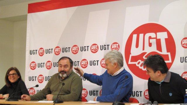 Gil y Pedrosa en rueda de prensa