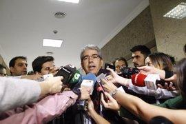 Homs quiere medir mañana la disposición al diálogo del Gobierno en el tema catalán