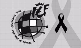 La RFEF muestra sus condolencias a la Confederación Brasileña