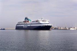 Baleària retoma el 19 de diciembre las conexiones de Málaga y Almería con Melilla