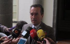 Ruano (CC) no entiende la ausencia del PSOE con el FDCAN