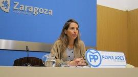 """El PP, dispuesto a """"ceder y negociar"""" para que Zaragoza tenga Presupuestos en 2017"""