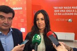 """C's pide informe sobre voto telemático en defensa de la ley y porque Ahora Madrid """"hace lo que les da la gana"""""""