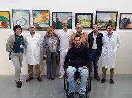 El Hospital de Montilla (Córdoba) acoge la muestra 'El Arte sin Barreras'