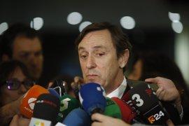Hernando (PP) insiste en reflexionar tras muerte de Barberá y dice no arrepentirse de nada