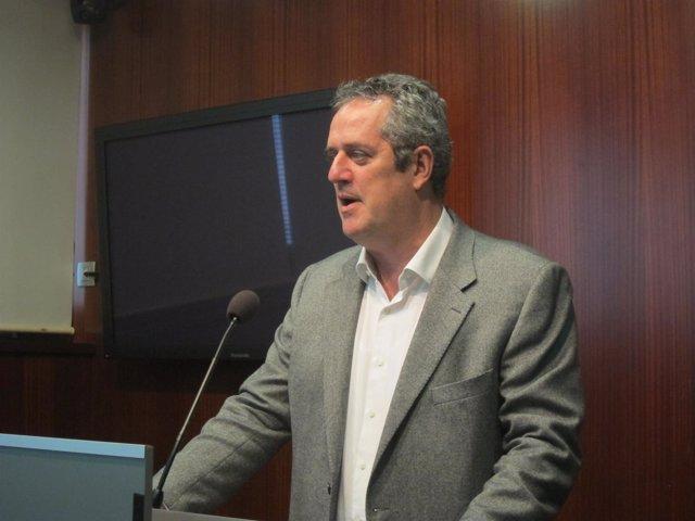 El portavoz de CiU en Barcelona, Joaquim Forn
