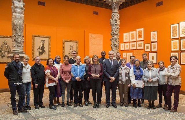Fundación Ibercaja y Fundación CAI apoyan proyectos en países en desarrollo