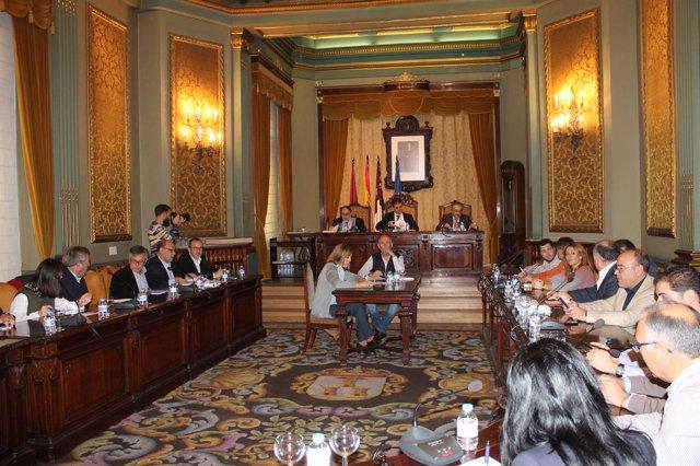 Nota+Foto: Pleno Comision De Investigacion (Adjunta Presentacion Dictamen)