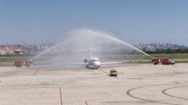 El domingo se estrena la nueva conexión Santander-Sevilla de Volotea