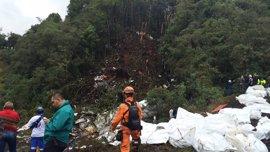Morales expresa sus condolencias por el accidente aéreo en Colombia