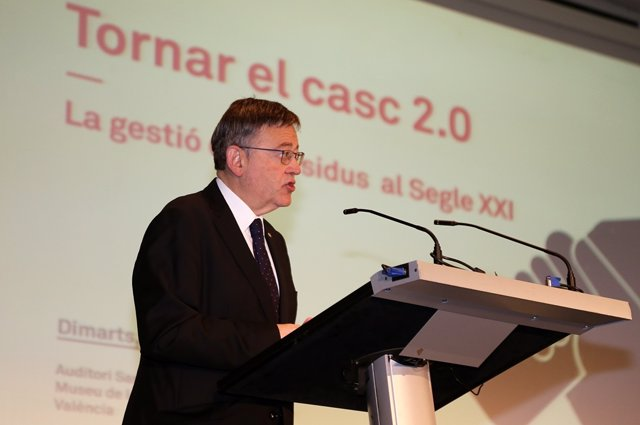 Prensa Presidencia: Puig Aboga Por El Diálogo Para Establecer Un Nuevo Modelo De