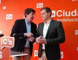 Ciudadanos Andalucía reúne a su comité territorial para preparar el congreso nacional