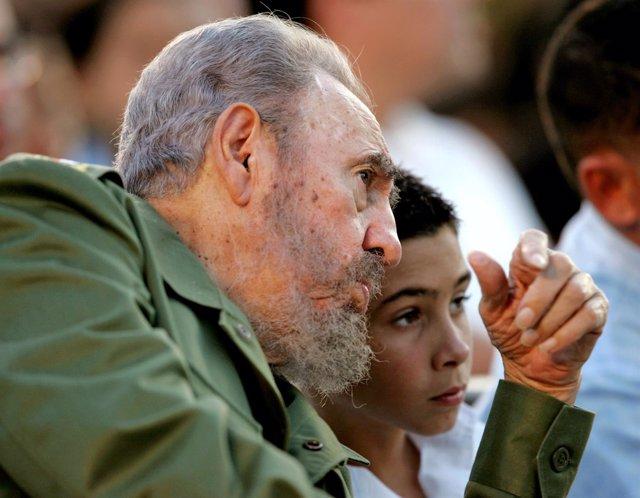 Fidel Castro y Elián González