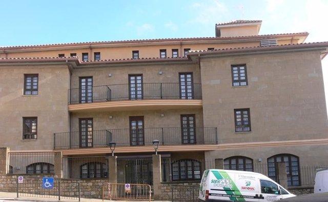 Nueva residencia de la tercera edad de Sos del Rey Católico