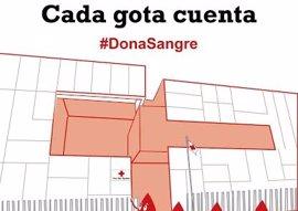 Cruz Roja organiza en Córdoba una jornada de donación de sangre para el CRTS