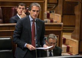 """ERC pide más inversión para carreteras en Cataluña y Fomento contesta que """"difícilmente"""" se podrá sin su apoyo a los PGE"""