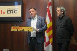 """ERC defiende una propuesta urbanística """"social"""" para impulsar el norte de Barcelona"""