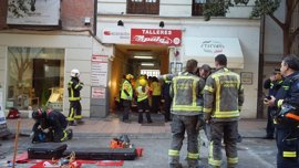 El Ayuntamiento decretó la demolición del edificio de Lagasca y la propiedad comunicó el día 17 que no lo iba a ejecutar