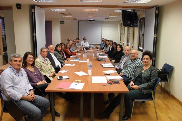 Reunión de la Comisión de Listas de Espera