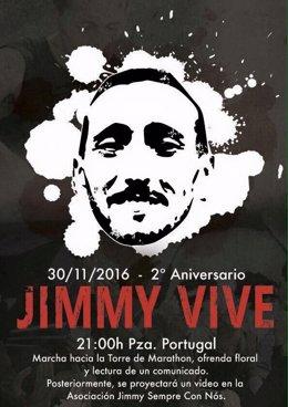 Las peñas del Deportivo convocan una marcha por Jimmy
