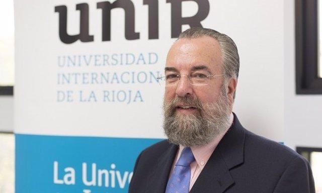 Vicerrector de Investigación de UNIR, Javier Tourón