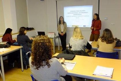 Emprendedoras aprenden en la Cámara de Huesca a analizar la viabilidad de un negocio