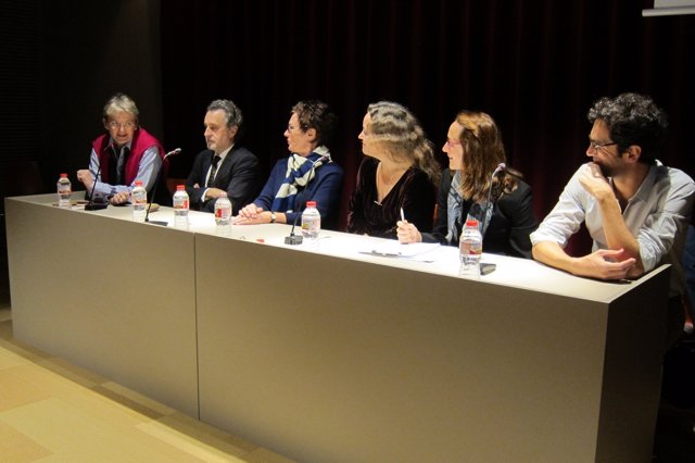 C.Schepellmann, J.Pons, W.Meier, E.Herlitzius y V.Huguet
